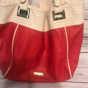 Large Leather Steve Madden Tote